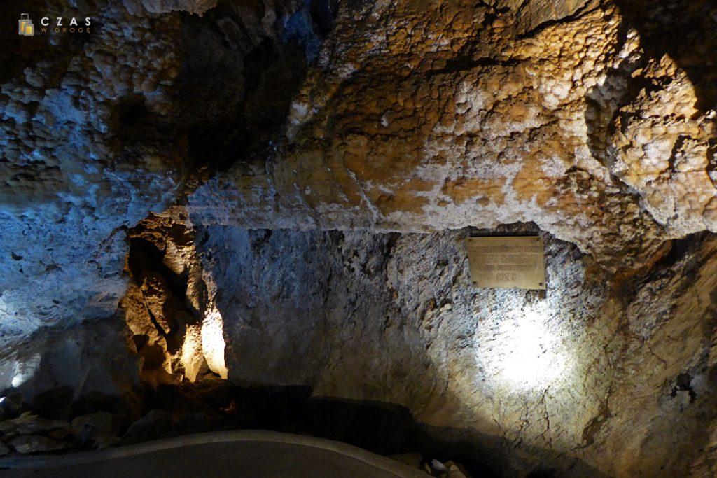 Zbrašovskie jaskinie aragonitowe - sala pączkowa ;)