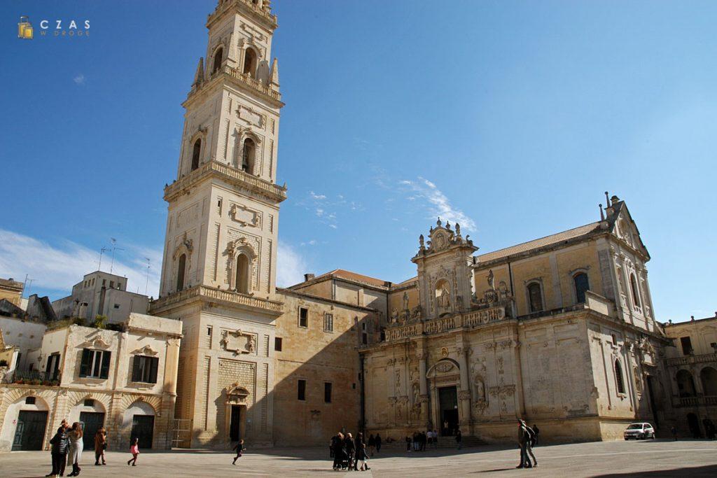 Lecce - Piazza Duomo