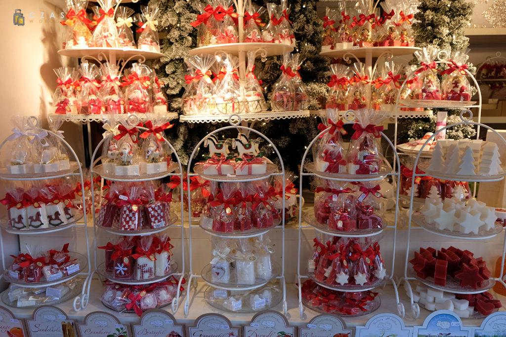 Świąteczne mydełka ;)
