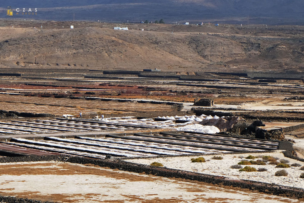 Prace przy produkcji soli cały czas trwają :)