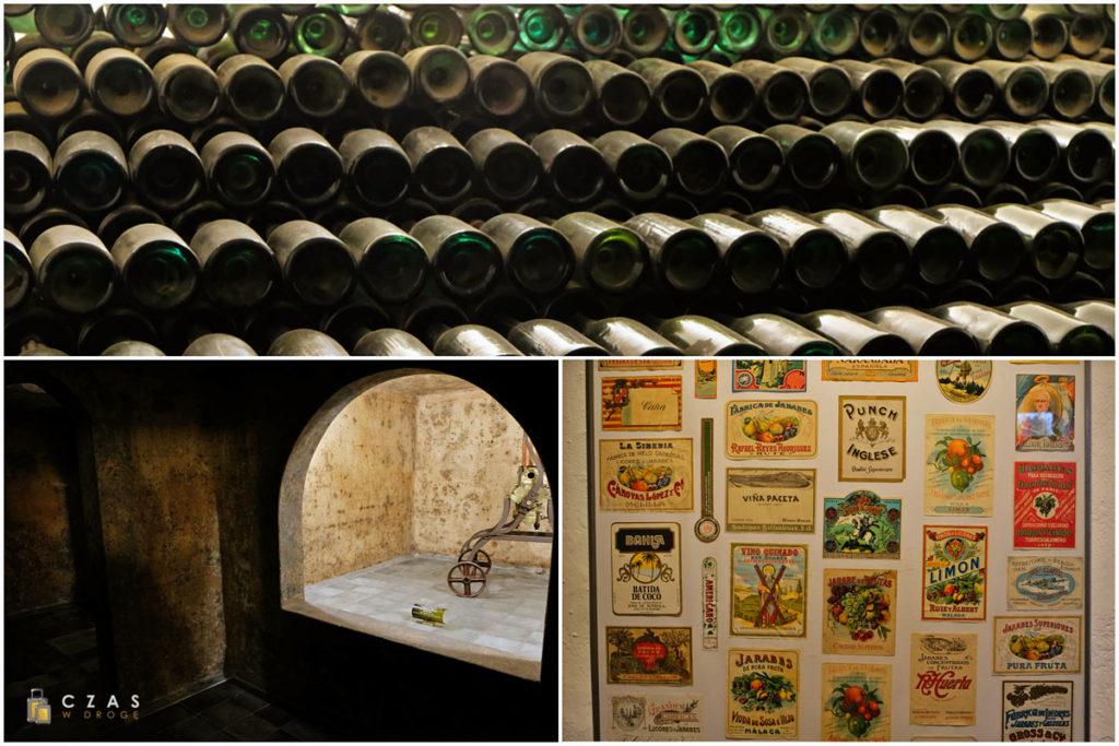 "Muzeum wina / Winnica ""El Grifo"""