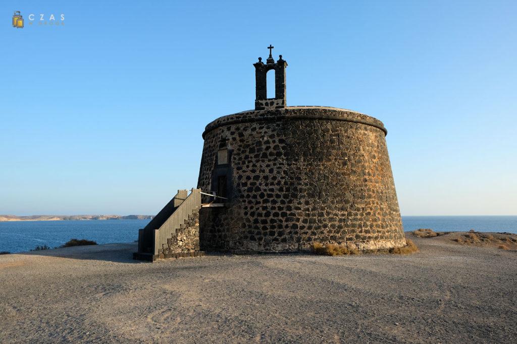Playa Blanca / Castillo del Aguila