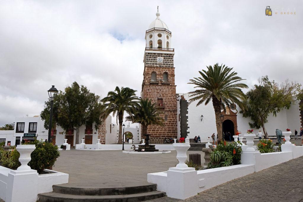 Teguise / Kościół pw. Matki Boskiej z Gwadelupy