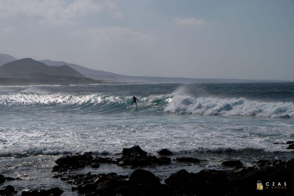 Surferzy w La Santa :)
