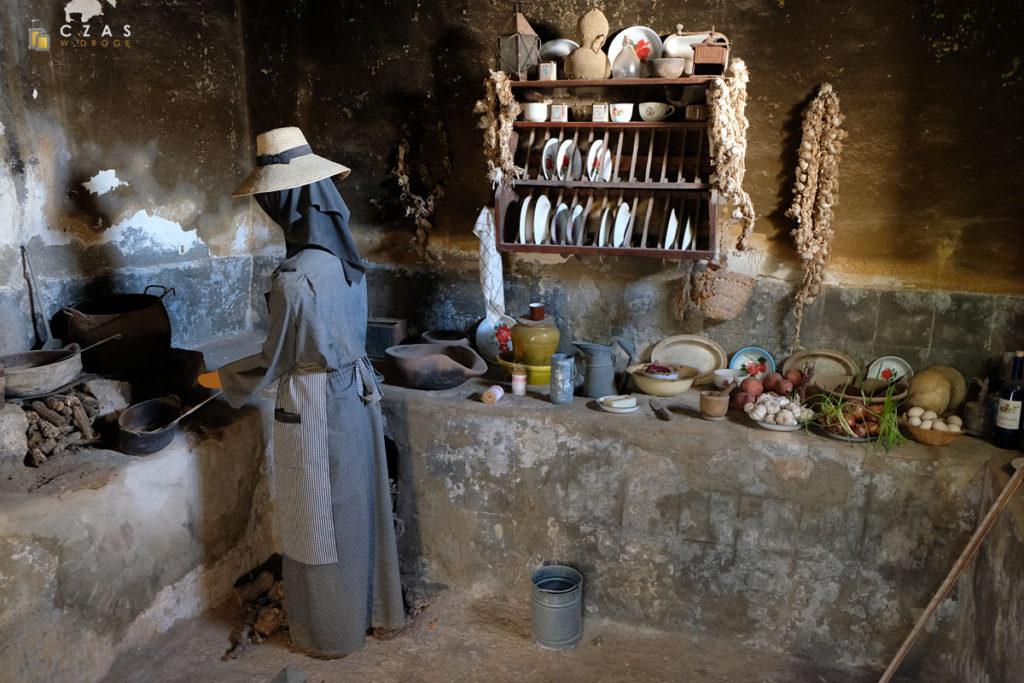 Zabytkowa kuchnia