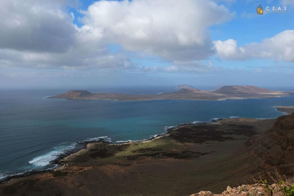 Widok z Mirador de Guinate