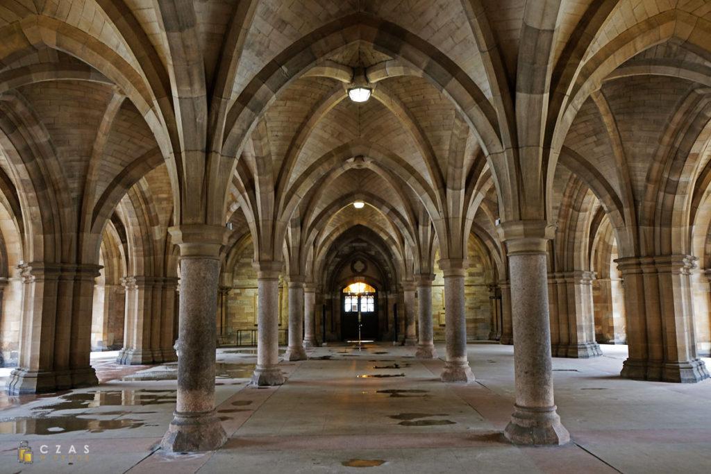 Uniwersytet w Glasgow / The Cloister