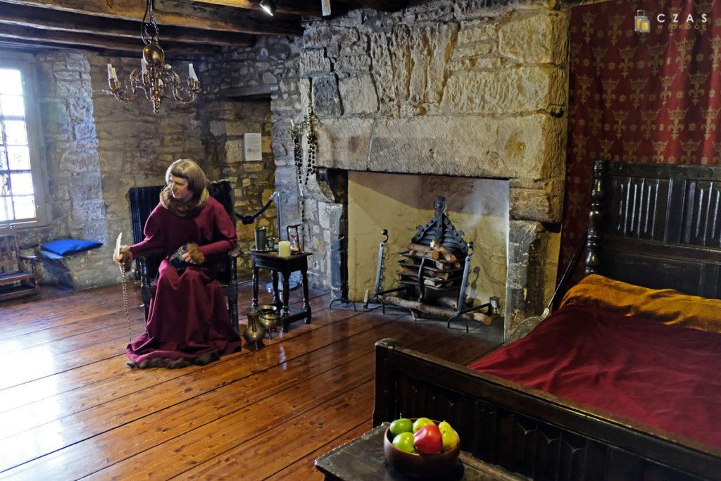 Wnętrza Provand's Lordship