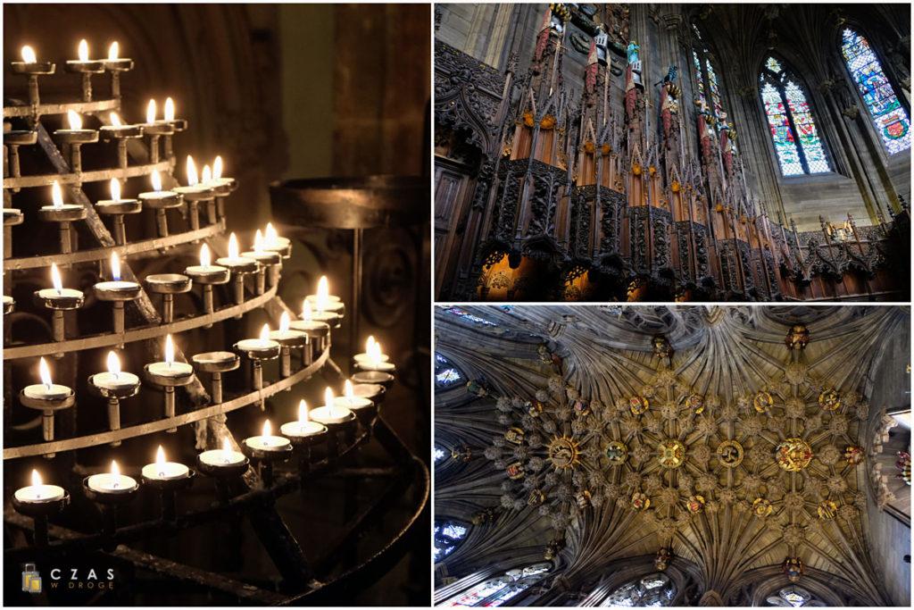 Katedra św. Idziego / Thistle Chapel