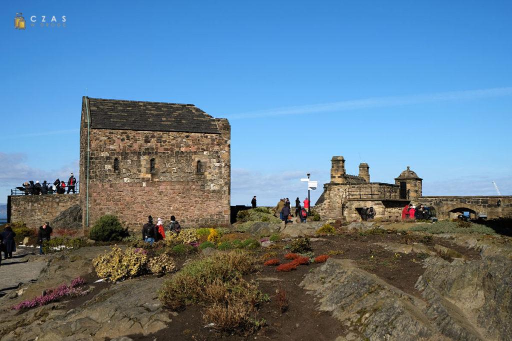 Zamek w Edynburgu / Kaplica św. Małgorzaty