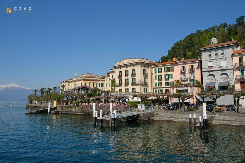 Nabrzeże Bellagio