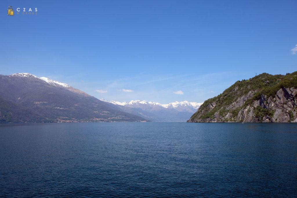 Jezioro Como w całej okazałości :)