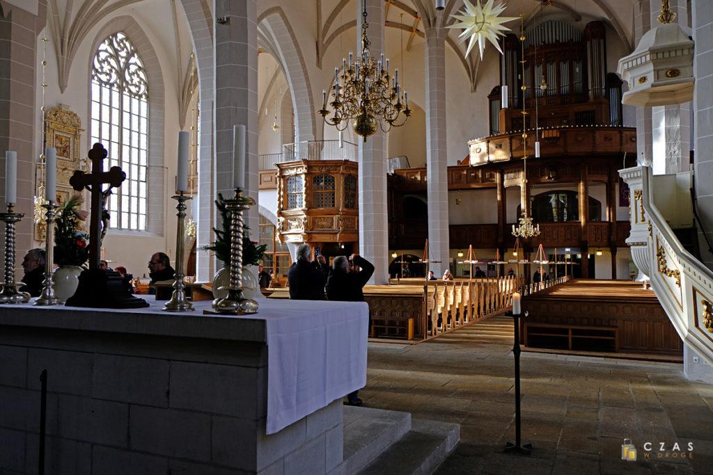 Wnętrze katedry św. Piotra