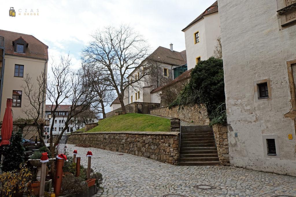 Okolice zamku Ortenburg