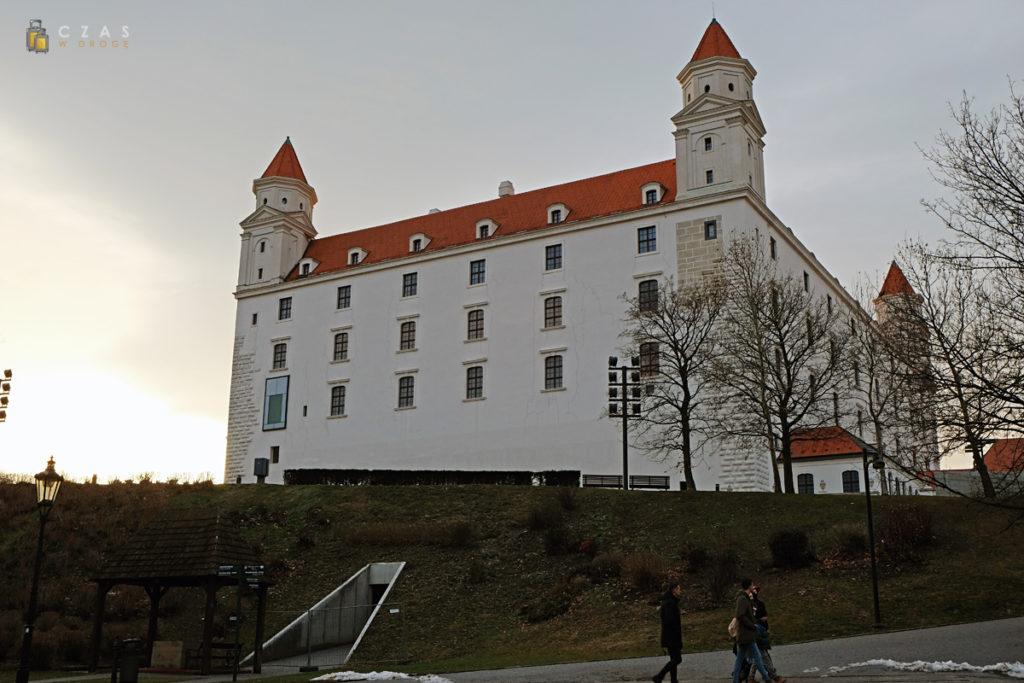 Zamek pod innym kątem ;)