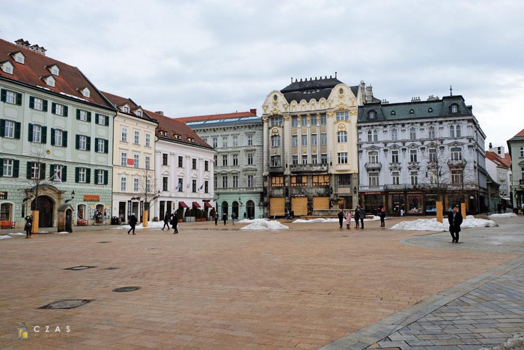 Hlavné námestie