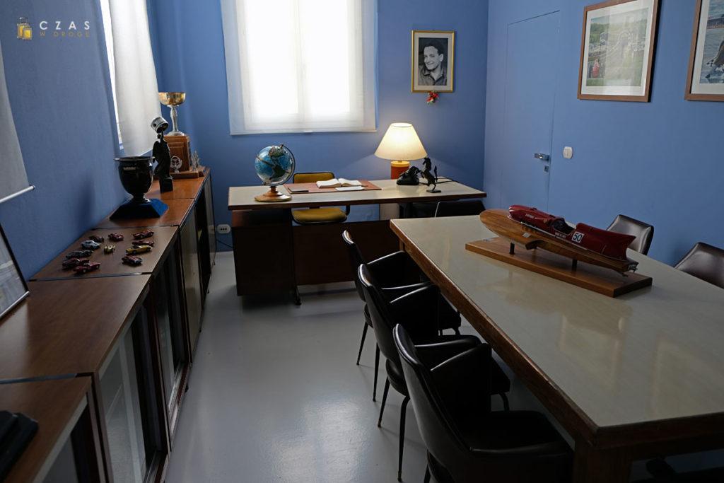 Rekonstrukcja biura
