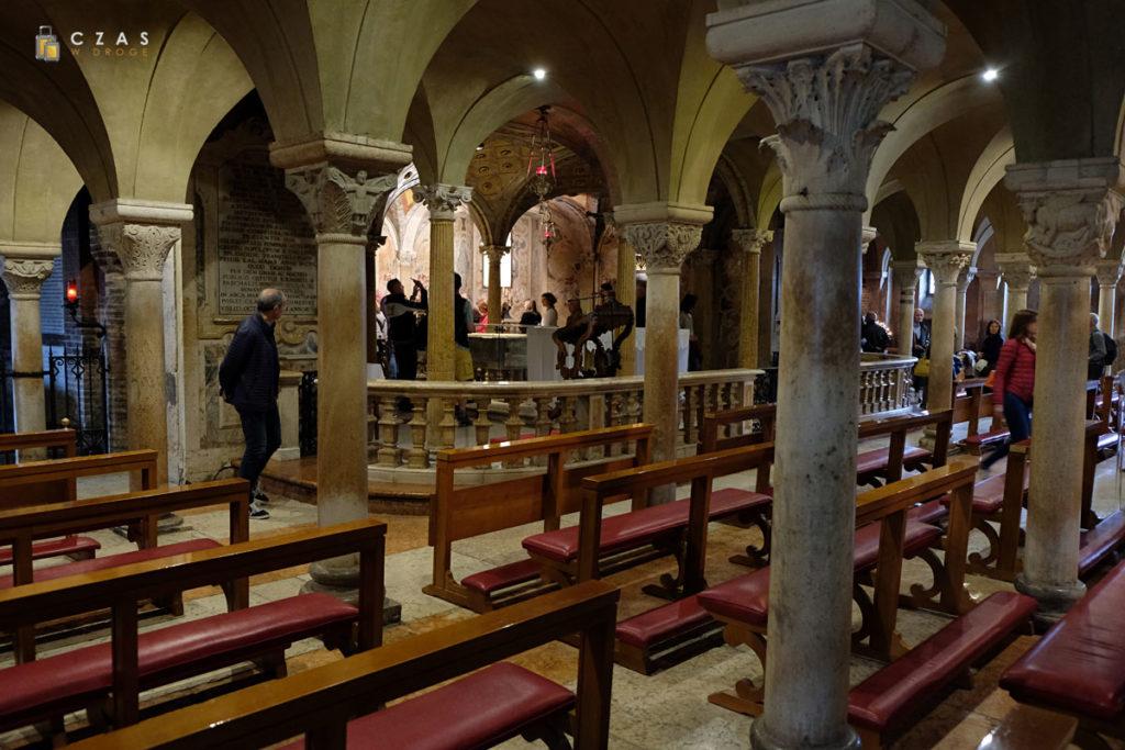 Wnętrze Duomo
